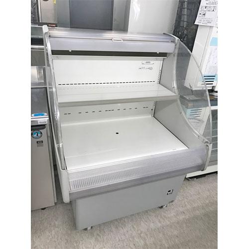 【中古】雛壇型冷蔵ショーケース パナソニック(Panasonic) SAR-ES900A 幅900×奥行750×高さ1200 【送料別途見積】【業務用】