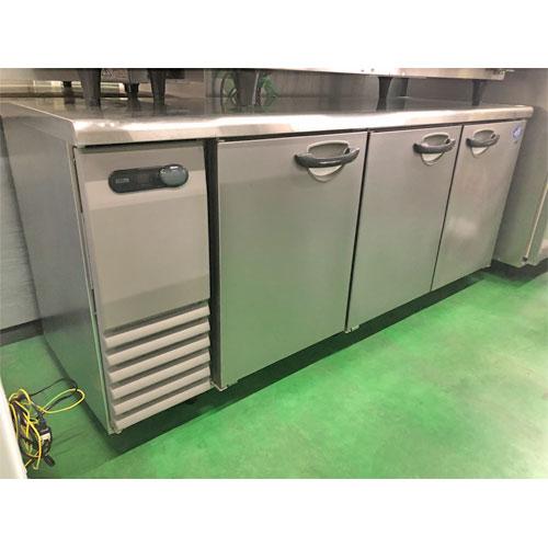 【中古】冷蔵コールドテーブル パナソニック(Panasonic) SUR-K1861 幅1800×奥行600×高さ800 【送料別途見積】【業務用】