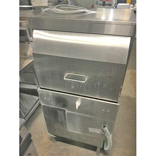 【中古】食器洗浄機 日本洗浄機 SD-74EA3 幅600×奥行600×高さ1325 三相200V 60Hz専用 【送料別途見積】【業務用】