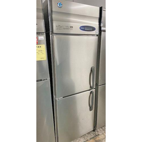 【中古】縦型冷蔵庫 ホシザキ HR-63ZT 幅630×奥行650×高さ1890 【送料別途見積】【業務用】