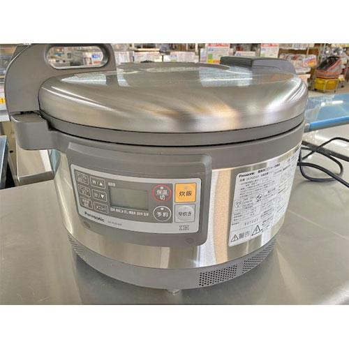 【中古】IHジャー炊飯器 パナソニック(Panasonic) SR-PGB36P 幅502×奥行429×高さ344 【送料別途見積】【業務用】