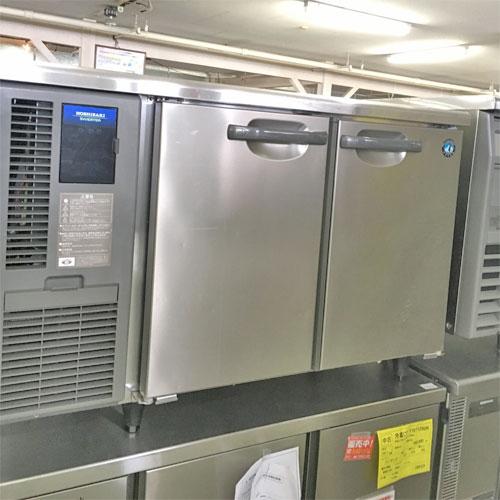 【中古】冷蔵コールドテーブル ホシザキ RT-120SNF-E-ML 幅1200×奥行600×高さ800 【送料別途見積】【業務用】