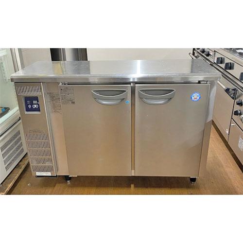 【中古】冷凍冷蔵コールドテーブル フクシマガリレイ(福島工業) TMU-41PM2 幅1200×奥行450×高さ800 【送料無料】【業務用】