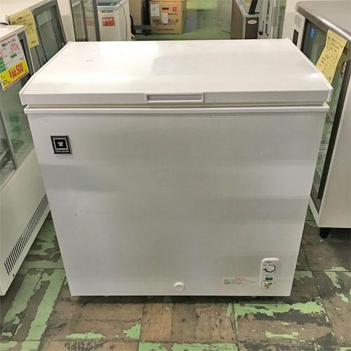 【中古】冷凍ストッカー レマコム RRS-102CNF 幅738×奥行498×高さ774 【送料無料】【業務用】