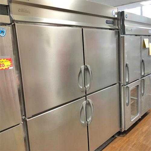 【中古】冷凍冷蔵庫x3 フクシマガリレイ(福島工業) URN-151PM6 幅1500×奥行650×高さ1950 【送料別途見積】【業務用】