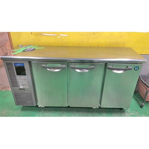 【中古】冷蔵コールドテーブル ホシザキ RT-150MTF 幅1500×奥行450×高さ800 【送料別途見積】【業務用】