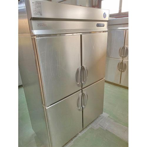 【中古】縦型冷蔵庫 フクシマガリレイ(福島工業) ARN-120RM-F 幅1200×奥行650×高さ1900 【送料別途見積】【業務用】
