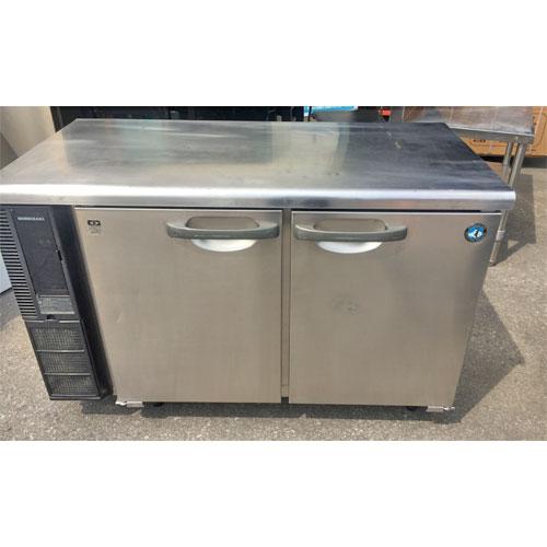 【中古】冷蔵コールドテーブル ホシザキ RT-120PNE1 幅1200×奥行600×高さ790 【送料別途見積】【業務用】
