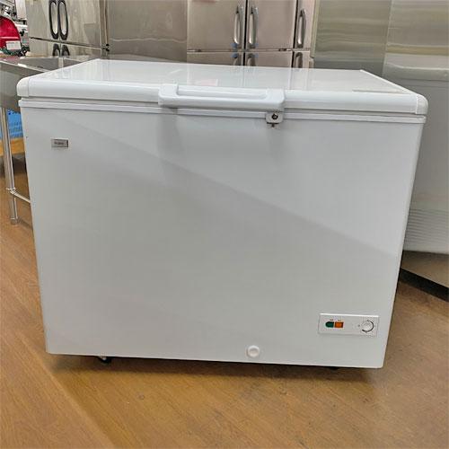 【中古】冷凍ストッカー ハイアール JF-NC319F 幅1055×奥行745×高さ910 【送料別途見積】【業務用】