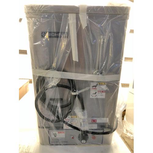 【中古】電気温水器 ニチワ電機 NEW-20 幅364×奥行274×高さ610 60Hz専用【送料別途見積】【業務用】