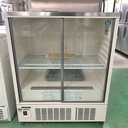 【中古】冷蔵ショーケース ホシザキ SSB-85CL 幅850×奥行550×高さ1050 【送料別途見積】【業務用】