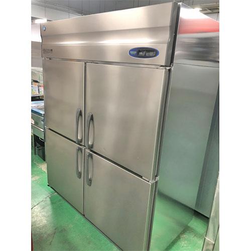 【中古】縦型冷凍庫 ホシザキ HF-150Z3-ML 幅1500×奥行800×高さ1890 【送料別途見積】【業務用】