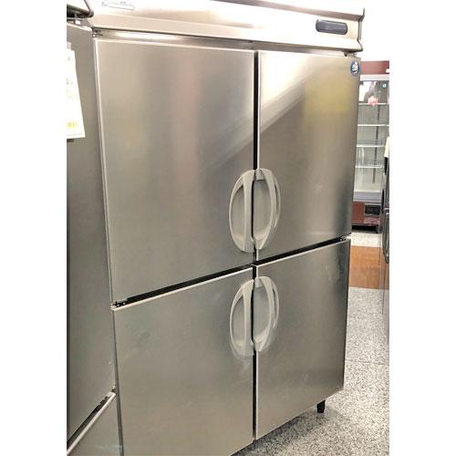 【中古】冷蔵庫 北沢 URD-120RM3 幅1200×奥行800×高さ1950 【送料別途見積】【業務用】