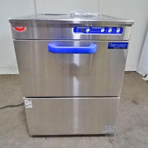 【中古】食器洗浄機 マルゼン MDKLT8E 幅600×奥行600×高さ800 【送料別途見積】【業務用】