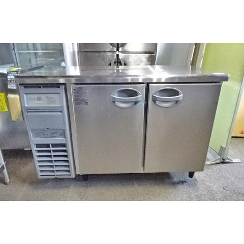 【中古】冷凍冷蔵コールドテーブル フクシマガリレイ(福島工業) YRC-121PM2 幅1200×奥行600×高さ800 【送料別途見積】【業務用】