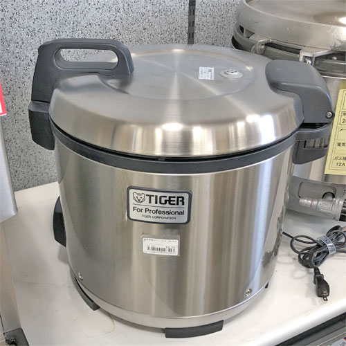 【中古】電気炊飯ジャー タイガー(TIGER) JNO-A360 幅360×奥行425×高さ385 【送料別途見積】【業務用】