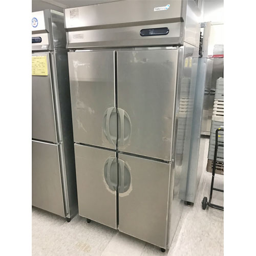 【中古】縦型冷蔵庫 フクシマガリレイ(福島工業) URN-090RM6 幅900×奥行650×高さ1950 【送料別途見積】【業務用】