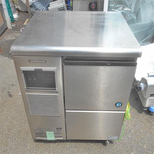 【中古】チップアイス製氷機 ホシザキ CM-100K 幅500×奥行600×高さ800 【送料別途見積】【業務用】