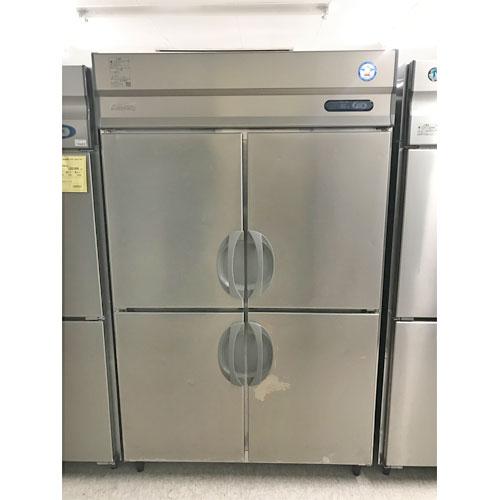 【中古】インバータ制御縦型冷蔵庫 フクシマガリレイ(福島工業) ARN-120RM 幅1200×奥行650×高さ1950 【送料別途見積】【業務用】