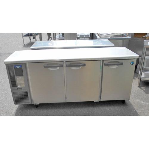 【中古】冷凍コールドテーブル ホシザキ FT-180SNF-E 幅500×奥行600×高さ800 【送料別途見積】【業務用】