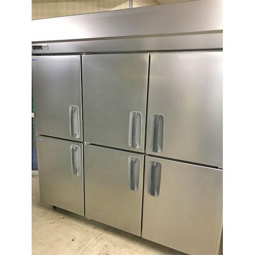 【中古】冷凍冷蔵庫 パナソニック(Panasonic) SRR-K1883C2 幅1785×奥行800×高さ1950 三相200V 【送料別途見積】【業務用】