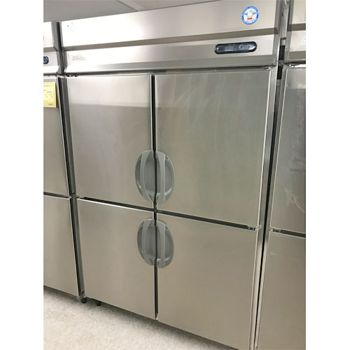 【中古】インバータ制御縦型冷凍冷蔵庫(2凍2蔵) フクシマガリレイ(福島工業) ARD-122PM 幅1200×奥行800×高さ1950 【送料別途見積】【業務用】