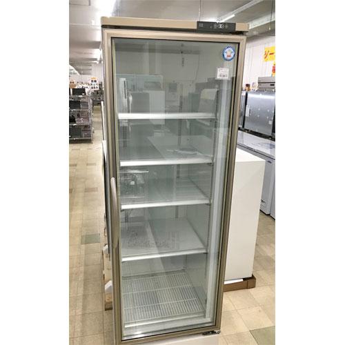 【中古】冷蔵リーチインショーケース フクシマガリレイ(福島工業) MRS-20GWSR6 幅500×奥行700×高さ1900 【送料別途見積】【業務用】