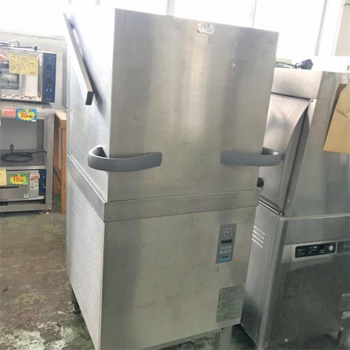 【中古】食器洗浄機 タニコー TDWE-6DH 幅630×奥行750×高さ1550 三相200V 50Hz専用 【送料無料】【業務用】