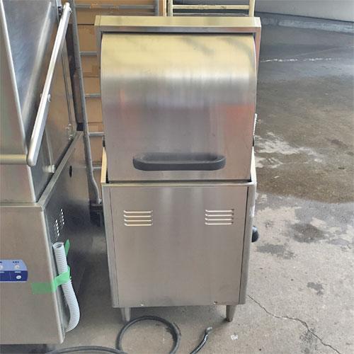 【中古】食器洗浄機 ホシザキ JWE-450RUB3-R 幅500×奥行600×高さ1380 三相200V 【送料別途見積】【業務用】