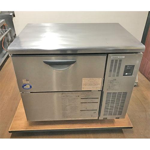 【中古】チップアイス製氷機 パナソニック(Panasonic) SIM-C120LA 幅900×奥行600×高さ800 【送料無料】【業務用】