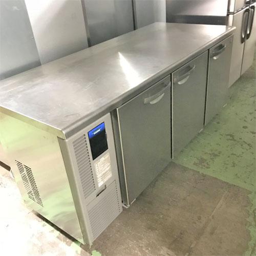 【中古】冷蔵コールドテーブル ホシザキ RT-180SDF-E 幅1800×奥行750×高さ800 【送料別途見積】【業務用】