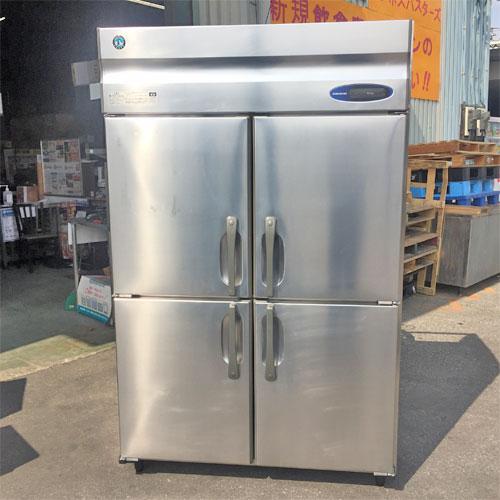 【中古】冷蔵庫 ホシザキ HR-120LZ3-ML 幅1200×奥行800×高さ1890 三相200V 【送料別途見積】【業務用】