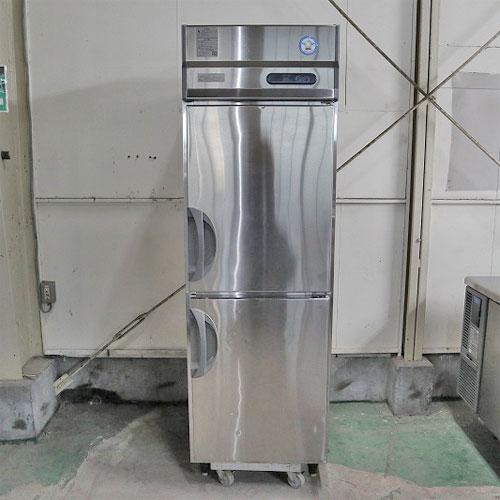 【中古】冷蔵庫 フクシマガリレイ(福島工業) ARN-060RM 幅500×奥行650×高さ1940 【送料別途見積】【業務用】