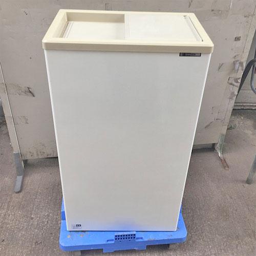 【中古】冷凍ストッカー サンデン PF-057XE 幅485×奥行327×高さ860 【送料別途見積】【業務用】