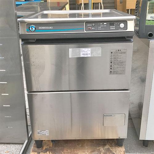 【中古】食器洗浄機 ホシザキ JWE-400TUB 幅500×奥行600×高さ850 【送料別途見積】【業務用】