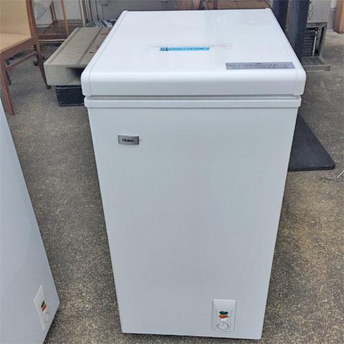 【中古】冷凍ストッカー ハイアール JF-NC66F-1 幅560×奥行440×高さ855 【送料別途見積】【業務用】