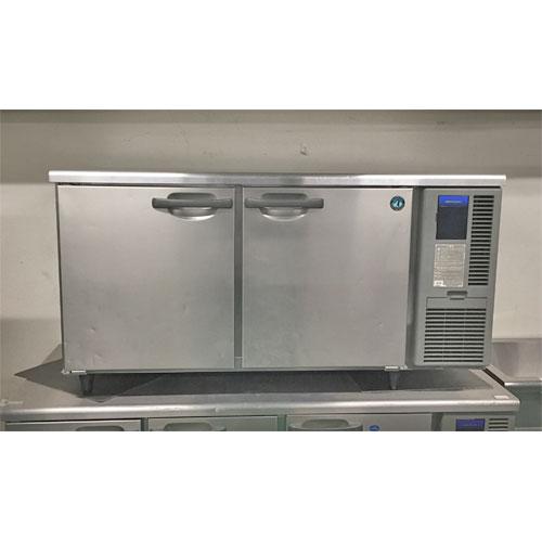 【送料別途見積】【業務用】 RFT150DF-R 【中古】冷凍冷蔵コールドテーブル ホシザキ 幅500×奥行750×高さ800