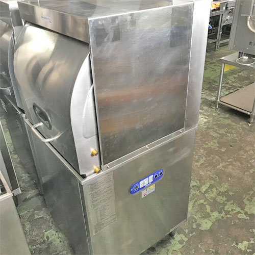 【中古】食器洗浄機 タニコー TDWE-4DB3L 幅600×奥行620×高さ1355 三相200V 50Hz専用 【送料無料】【業務用】