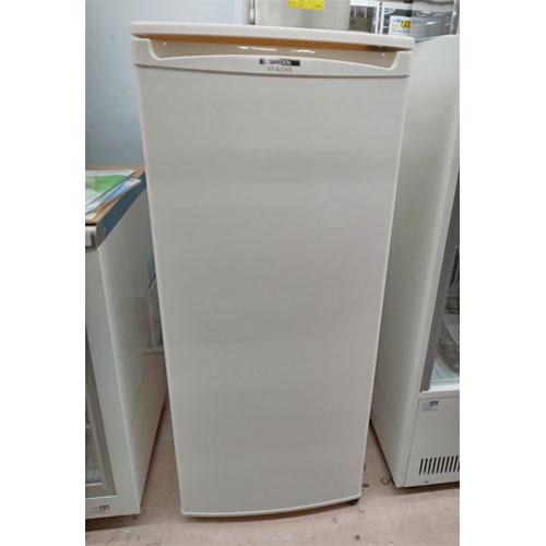 【中古】冷凍ストッカー サンデン VF-K120X 幅460×奥行585×高さ1110 【送料無料】【未使用品】【業務用】