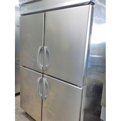【中古】縦型冷凍冷蔵庫 フクシマガリレイ(福島工業) URD-122PMD6 幅1200×奥行800×高さ1950 三相200V 【送料別途見積】【業務用】