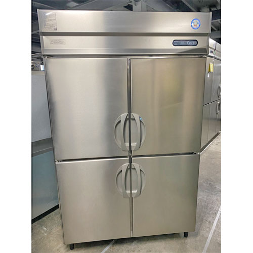 【中古】4ドア冷凍冷蔵庫 フクシマガリレイ(福島工業) ARD-121PM 幅1200×奥行800×高さ1950 【送料別途見積】【業務用】