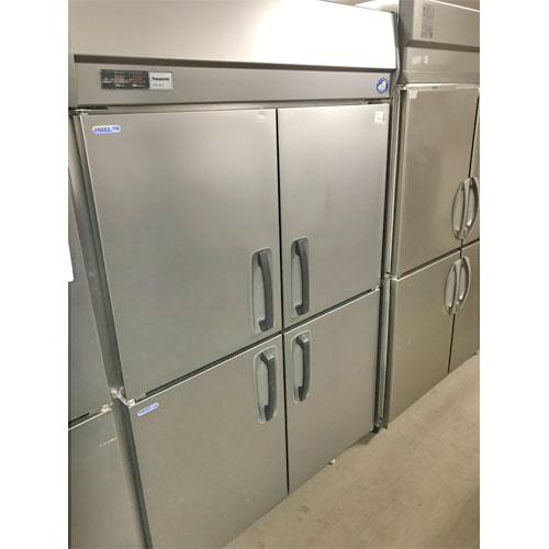 【中古】縦型冷凍冷蔵庫 パナソニック(Panasonic) SRR-K1281C2 幅1200×奥行800×高さ1950 【送料無料】【業務用】