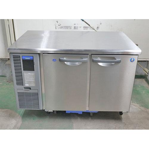 【中古】冷凍冷蔵コールドテーブル ホシザキ RFT-120SDF-E 幅1200×奥行750×高さ800 【送料別途見積】【業務用】