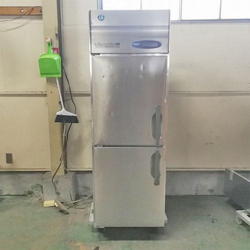 【中古】冷蔵庫 ホシザキ HR-63ZT 幅625×奥行650×高さ1890 【送料別途見積】【業務用】