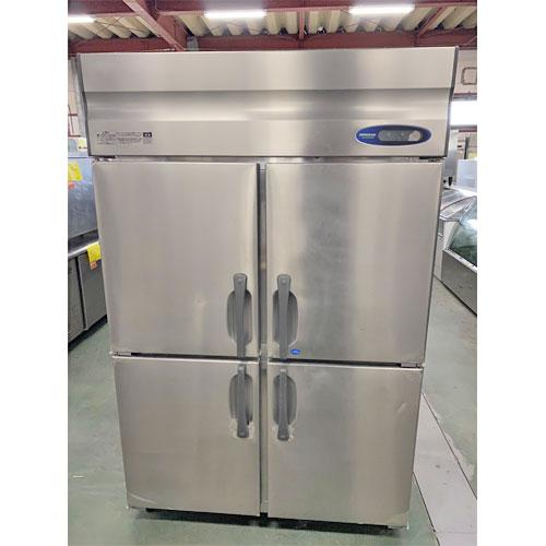 【中古】縦型冷凍冷蔵庫 1:3 ホシザキ HRF-120ZT 幅1200×奥行600×高さ1890 【送料別途見積】【業務用】