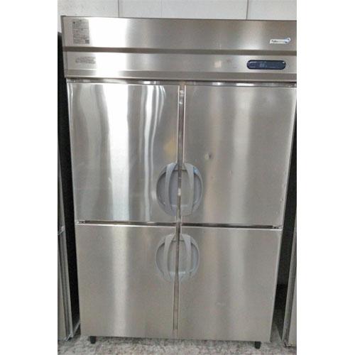 【中古】縦型冷凍冷蔵庫 フクシマガリレイ(福島工業) URN-121PM6 幅1200×奥行650×高さ1950 【送料別途見積】【業務用】