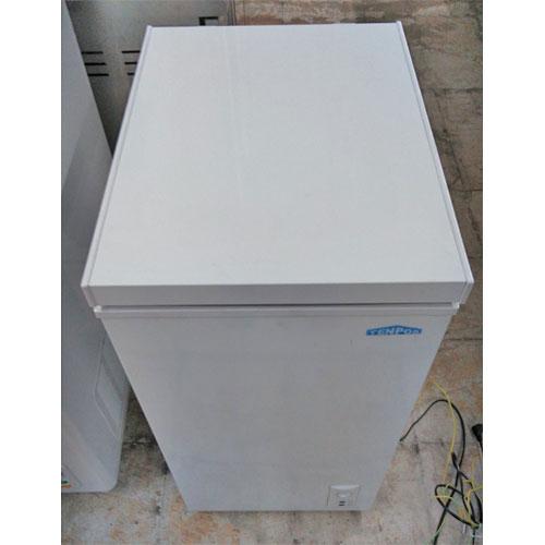 【中古】冷凍ストッカー テンポスオリジナル TBCF-60-RH 幅415×奥行545×高さ848 【送料別途見積】【業務用】