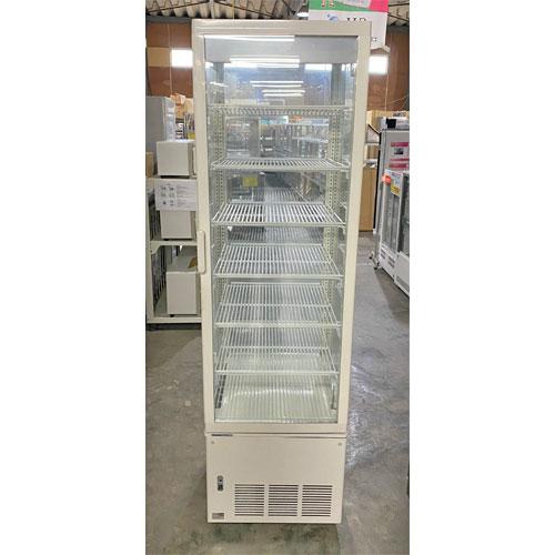 【中古】冷蔵ショーケース パナソニック(Panasonic) SSR-281N 幅510×奥行535×高さ1765 【送料別途見積】【業務用】