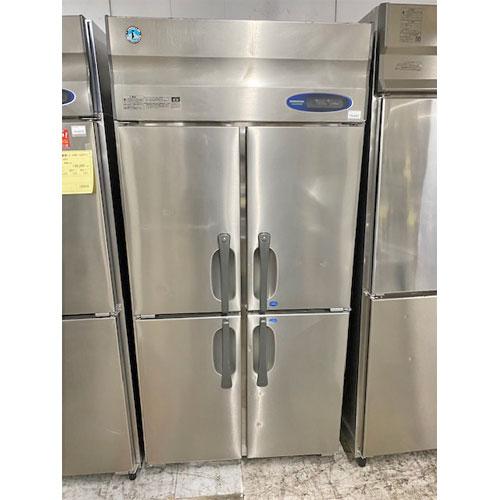 【中古】冷凍冷蔵庫 ホシザキ HRF-90ZF3 幅900×奥行800×高さ1900 三相200V 【送料無料】【業務用】
