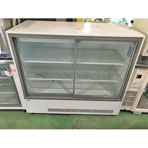 【中古】冷蔵ショーケース サンデン MU-184XE 幅1200×奥行550×高さ1085 【送料別途見積】【業務用】